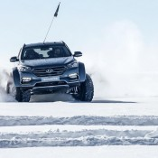antarctic santafe 2 175x175 at Hyundai Santa Fe Tackles Antarctica, Wins