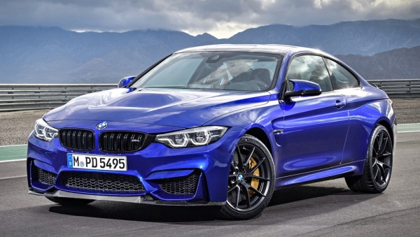 bmw m4 cs 600x339 at Official: BMW M4 CS