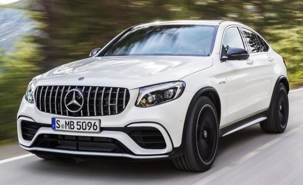 glc 63 0 600x367 at Official: 2018 Mercedes AMG GLC 63