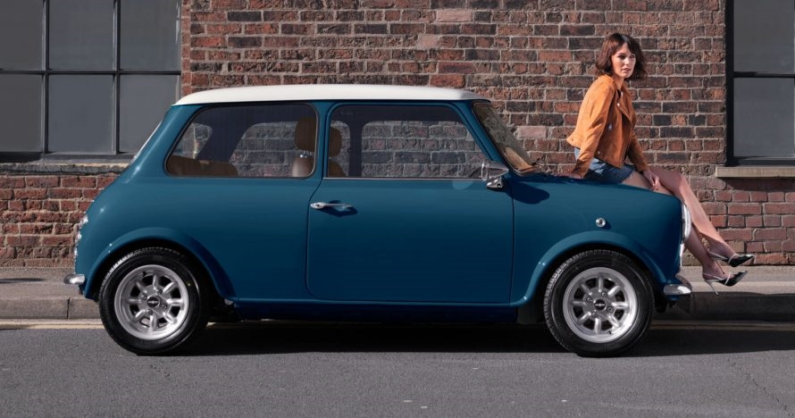 mini remastered at Official: MINI Remastered by David Brown Automotive