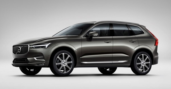 volvo xc60 uk 1 600x313 at 2018 Volvo XC60   UK Pricing and Specs
