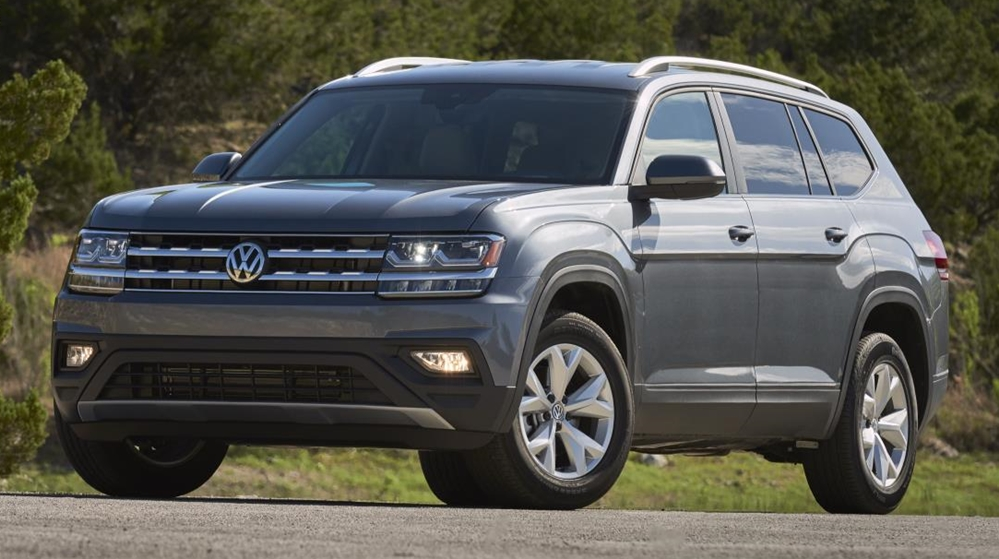 2018 volkswagen atlas msrp announced. Black Bedroom Furniture Sets. Home Design Ideas