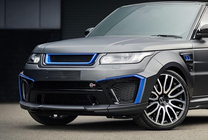 177670 1 at Range Rover Sport SVR by Kahn Design