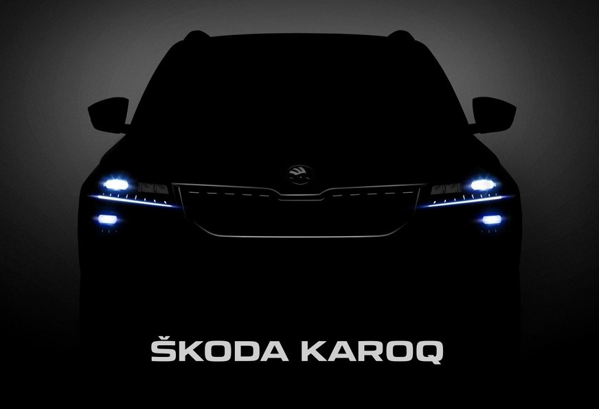 2018 Skoda Karoq 0 at 2018 Skoda Karoq Preview