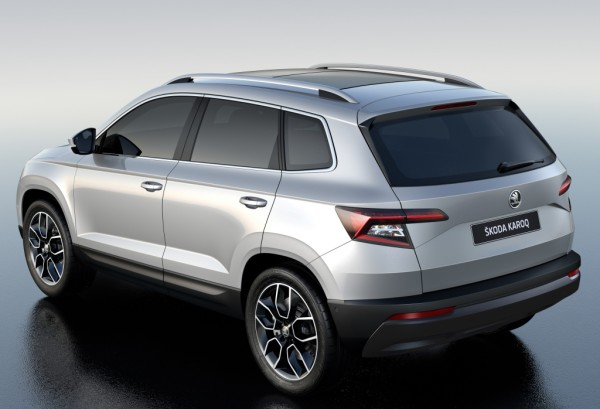 2018 Skoda Karoq 21 600x409 at Official: 2018 Skoda Karoq