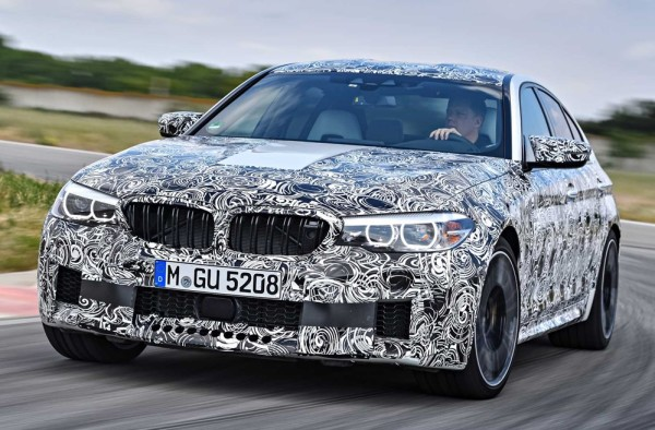 2018 bmw m5 xdrive 600x394 at Preview: 2018 BMW M5 xDrive (AWD)