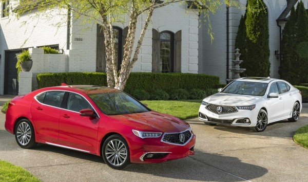 2018 Acura TLX 058 600x354 at 2018 Acura TLX Pricing and Specs