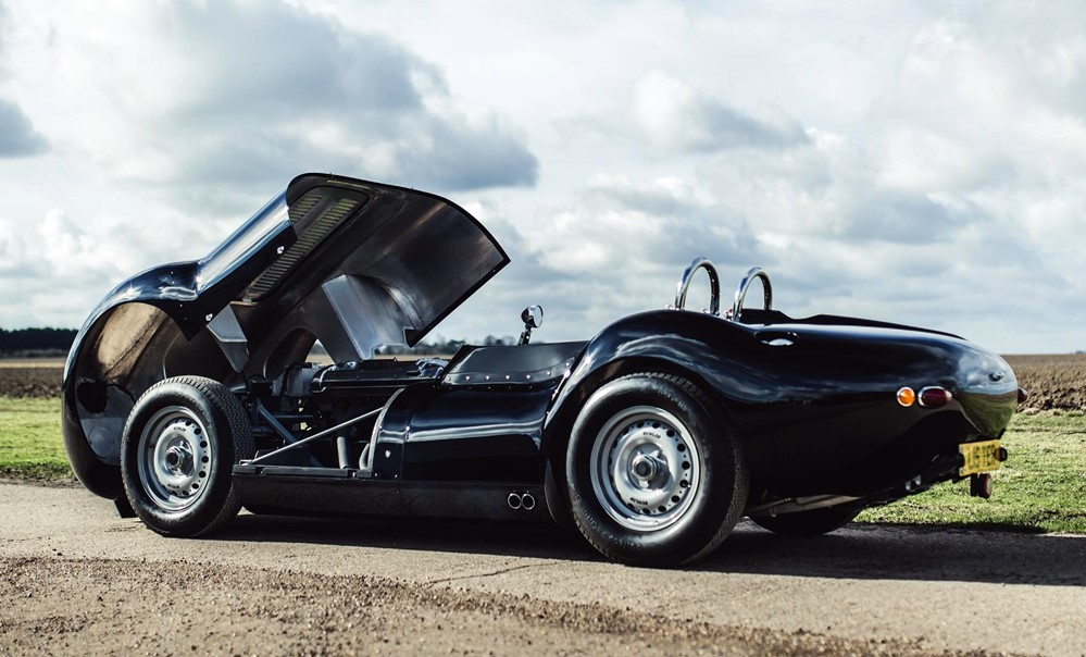 Lister Jaguar 0 at Road Going Lister Knobbly   Pricing and Specs