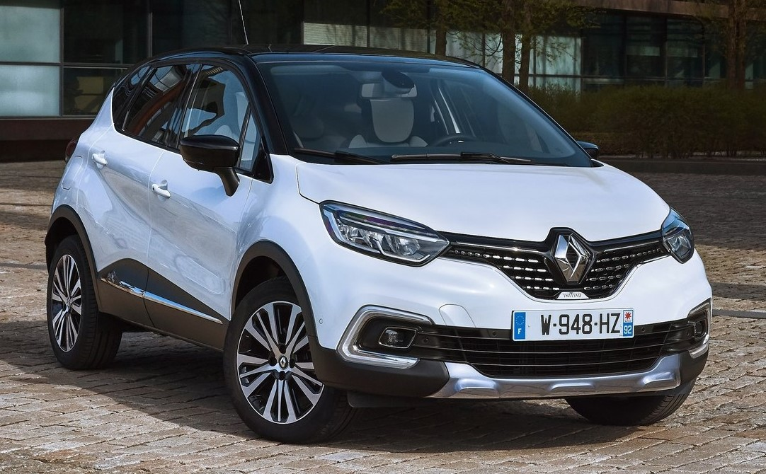 Chrysler Srt 2018 >> 2018 Renault Captur Initiale Paris