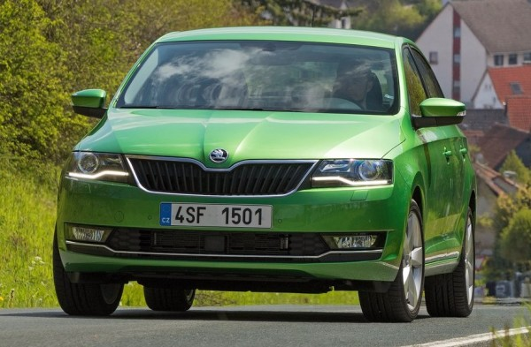 2017 skoda rapid and rapid spaceback. Black Bedroom Furniture Sets. Home Design Ideas