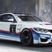 bmw m4 gt4 175x175 at Official: BMW M4 GT4 Race Car