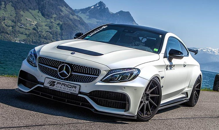 Eye Candy Prior Design Mercedes C Class Coupe