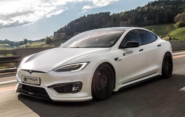 prior design pd s1000 aerodynamic 600x380 at Prior Design Tesla Model S PD S1000