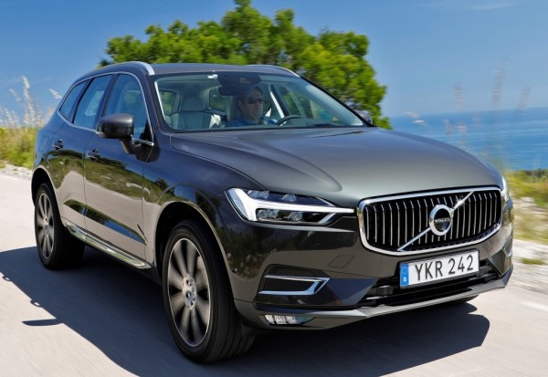 volvo xc60 d5 inscription 2 600x413 at 2018 Volvo XC60 MSRP Announced