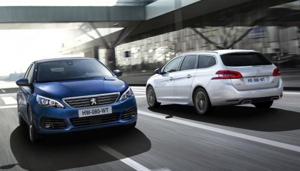 2018 Peugeot 308-0