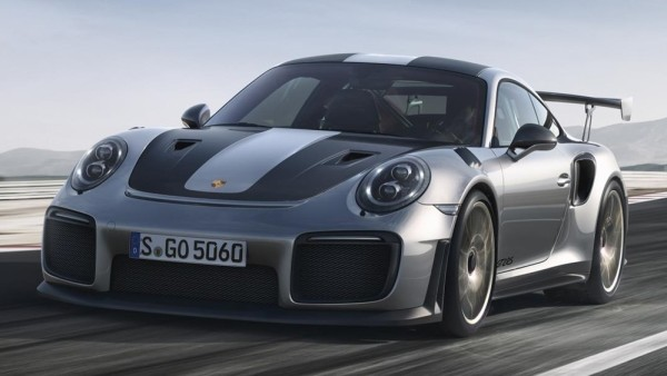 2018 porsche 911 gt2 rs official details specs pricing. Black Bedroom Furniture Sets. Home Design Ideas
