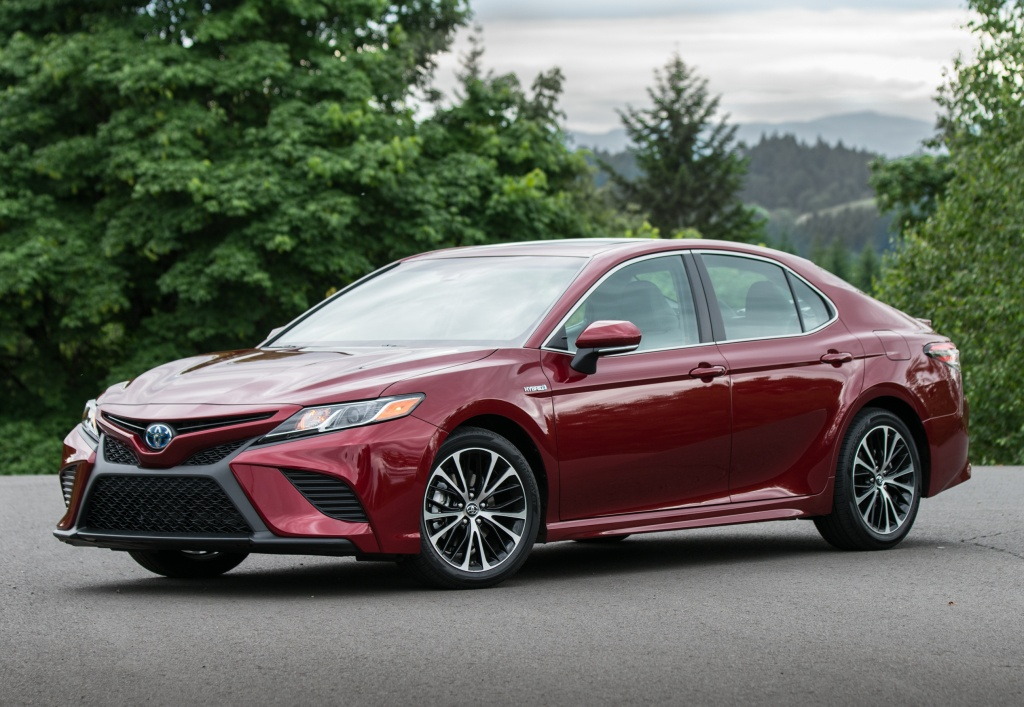 2018 toyota camry specs details pricing. Black Bedroom Furniture Sets. Home Design Ideas