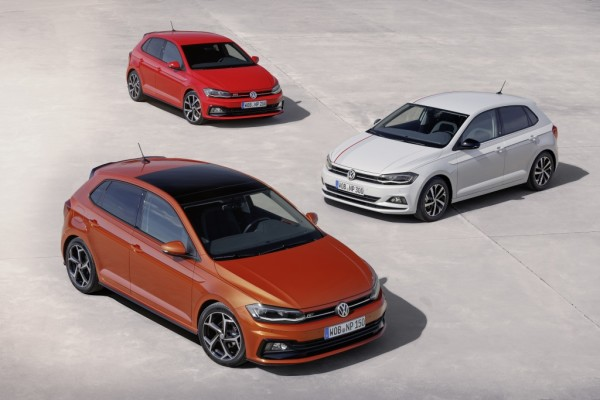 2018 VW Polo 0 600x400 at Official: 2018 VW Polo