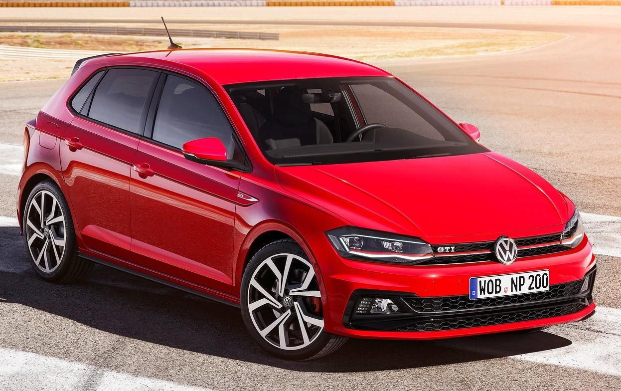 2018 vw polo gti specs and details. Black Bedroom Furniture Sets. Home Design Ideas