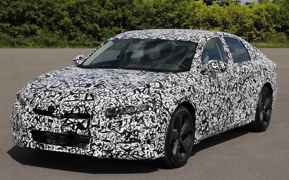 2018 Honda Accord Preview – Engines & Transmissions - Blogs ...