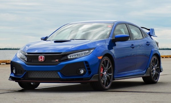 First Honda Civic Type R-0