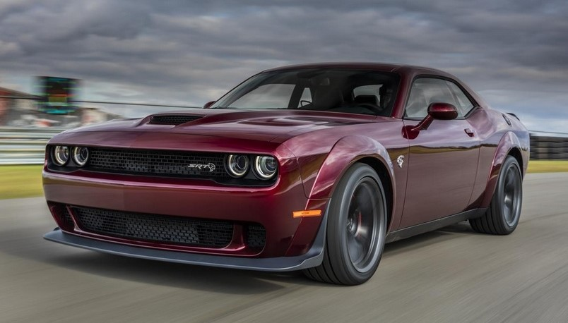 Hellcat Widebody 0 at Official: 2018 Dodge Challenger Hellcat Widebody