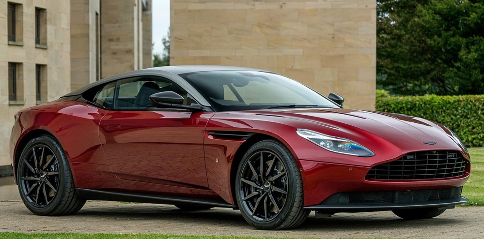 Henley Regatta Q by Aston Martin Collection 01 at Aston Martin DB11 by Q for Henley Royal Regatta