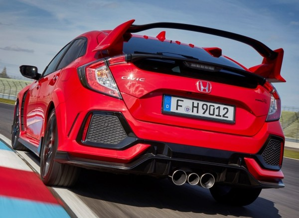 Honda Civic Type R-1