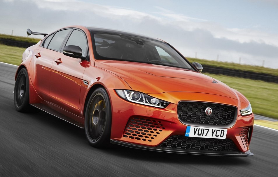 Jaguar XE SV Project 8 0 at Jaguar XE SV Project 8   Specs & Details