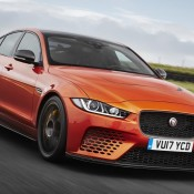 Jaguar XE SV Project 8-0