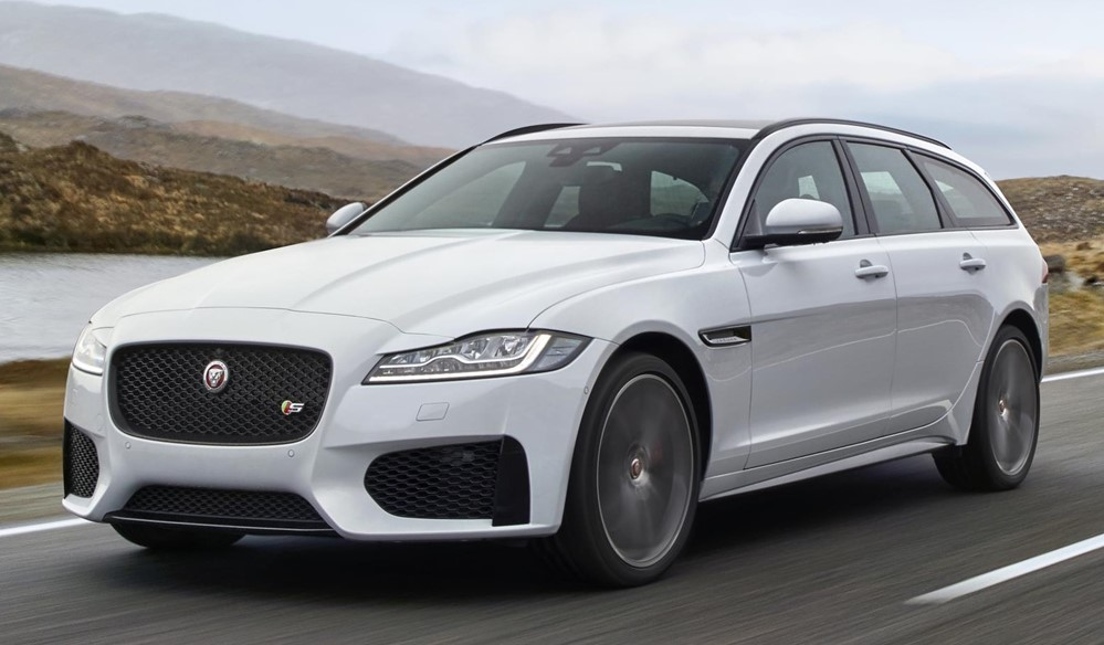 Jaguar XF Sportbrake 2018 0 at Official: 2018 Jaguar XF Sportbrake