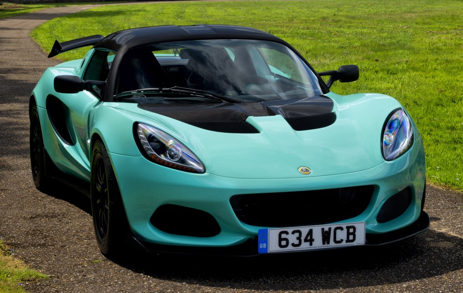 Lotus Elise Cup 250 at Lotus Elise Cup 250 Specs and Details