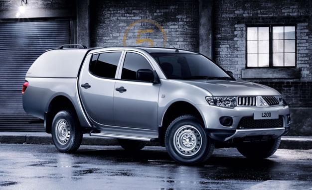 Mitsubishi L200 INLINE4 at Mitsubishi Should Tap Into US Pickup Market