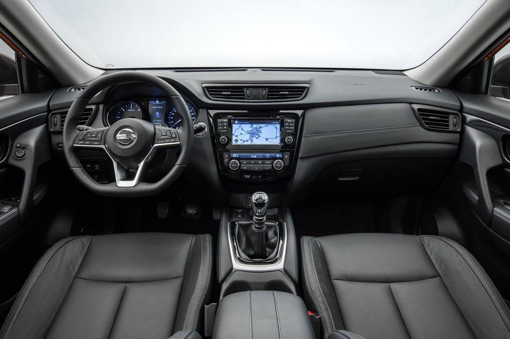 2018 Nissan X Trail Specs Amp Details