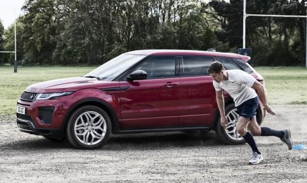 Range Rover Evoque vs Farrell