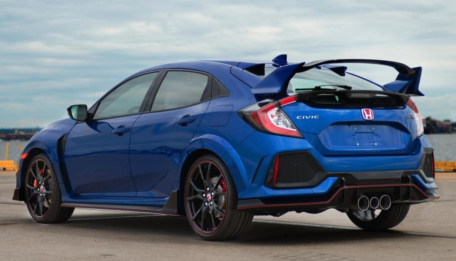 Type R charity at First Honda Civic Type R in U.S. Raises $200K for Charity