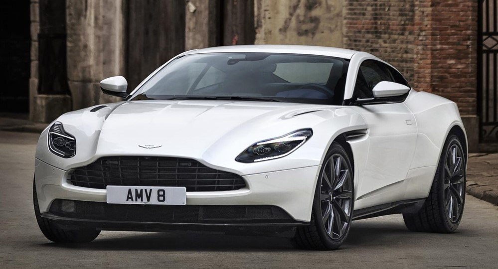 V8 Powered DB11 08 at Aston Martin DB11 Gets AMG V8 Engine