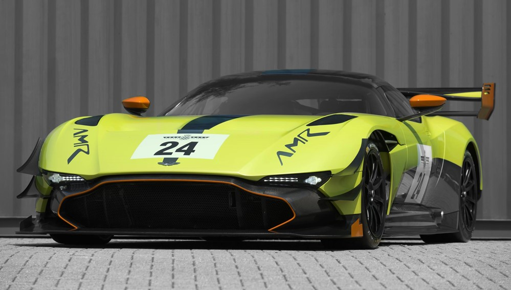 Vulcan AMR Pro 02 at Official: Aston Martin Vulcan AMR Pro
