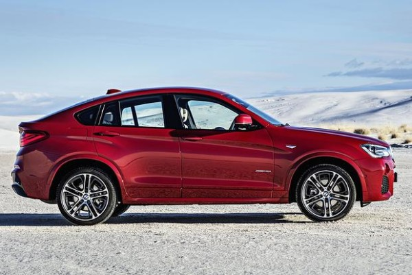 bmw x4 xdrive35i 600x401 at BMW X4 xDrive35i Turbo Performance Parts Upgrades