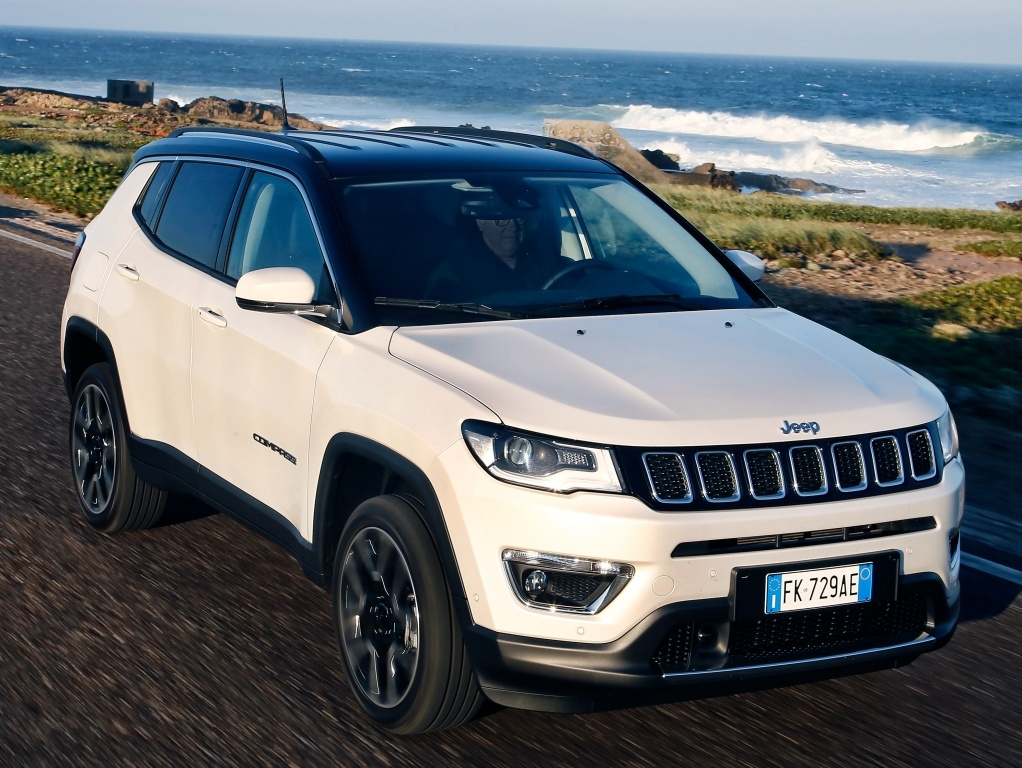 Jeep Cherokee White And Black >> 2017 Jeep Compass - Euro Spec