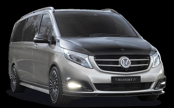 mercedes v class mansory1 600x375 at Mansory Mercedes V Class Upgrade Program