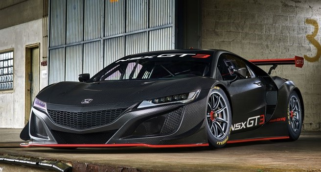 at Honda/Acura NSX GT3 Race Car Now on Sale