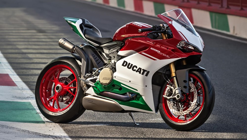 1299 Panigale R Final Edition 55 at Official: Ducati 1299 Panigale R Final Edition