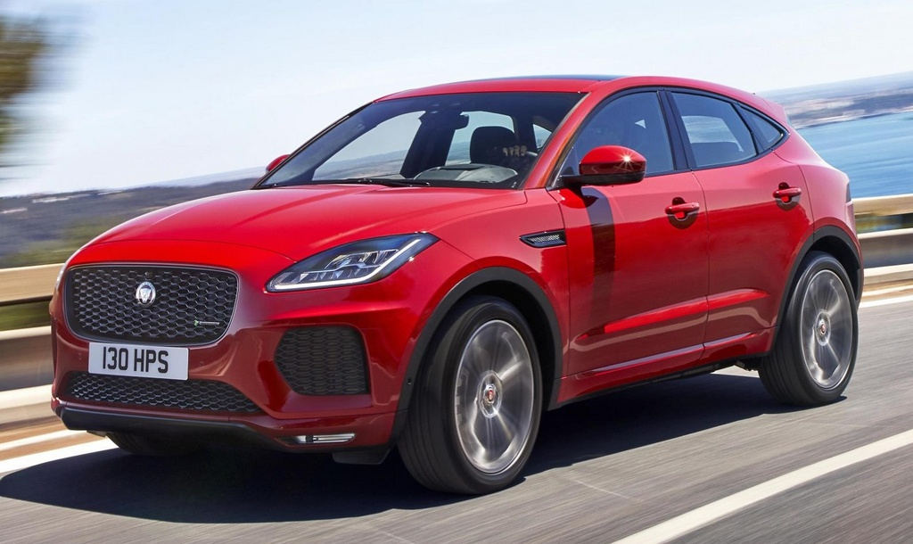 2018 Jaguar E Pace 0 at Official: 2018 Jaguar E Pace