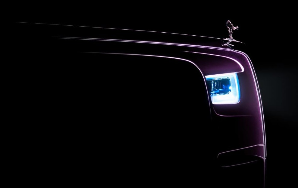 2018 Rolls Royce Phantom Teaser at 2018 Rolls Royce Phantom Preview