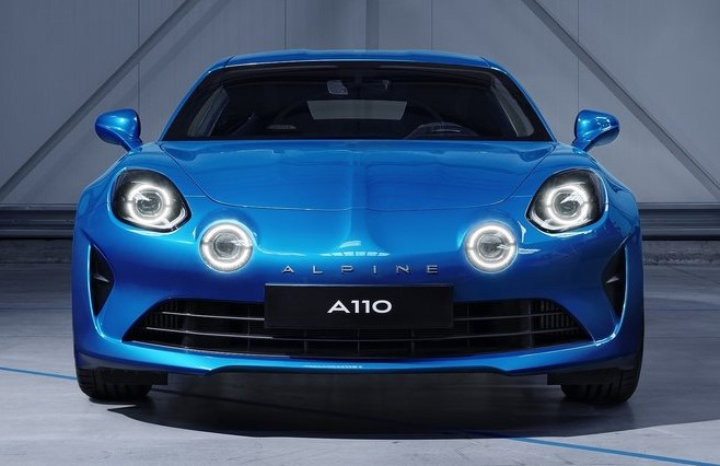 Alpine A110 2018 at 2018 Alpine A110 Is Built to Last