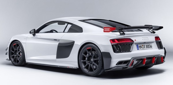 Audi R8 Performance Parts 600x294 at Official: Audi R8 Performance Parts