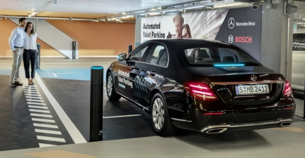 Automated Valet Parking 600x312 at Mercedes and Bosch Unveil Automated Valet Parking