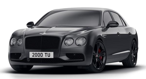 Bentley Flying Spur V8 S Black Edition 0 600x324 at Official: Bentley Flying Spur V8 S Black Edition
