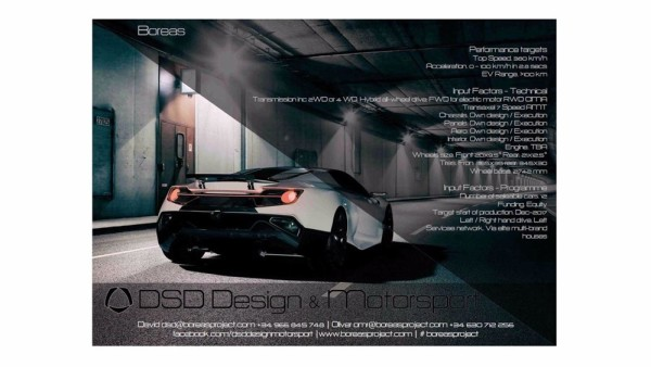 Boreas 2 600x338 at DSD Design Boreas Hypercar with 1000 hp